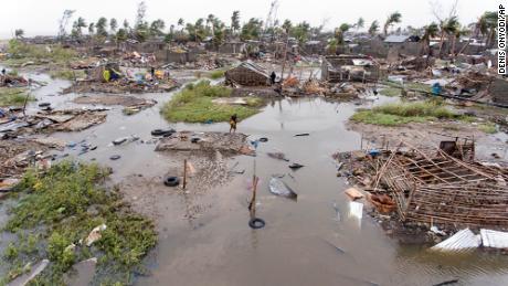Cyclone Idai Mozambique